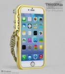 Premium Border Alumi Casing iPhone 6