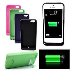 Casing charging 2 in 1 IPhone 5 5S