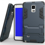 Shield Armor Case Kick Stand Robot Samsung Galaxy NOTE 4