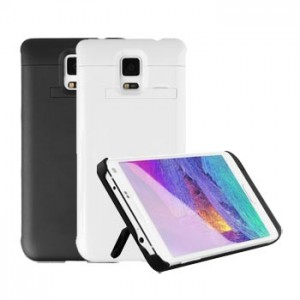 Casing charging 2 in 1 5500mAh For Samsung Note 4