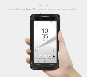 Protection Extreme tactical for SONY XPERIA Z5, Z5 Compact, Z5 Premium