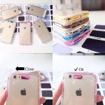 Flash Case For Samsung and Iphone