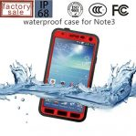 FREE CASE WATERPROOF REDPEPPER SAMSUNG NOTE 3