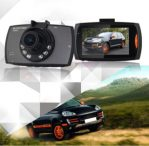 HD Resolution Car Camera 2.7″ 1080P 140 Degree