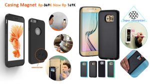 Magic Magnet Case For Samsung and Iphone