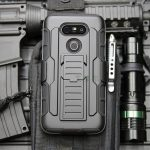 Bold Military case for LG