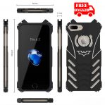 Limited Edition Batman Return Metal Case for Iphone 6 / 6S / 6 Plus / 6S Plus / 7 / 7 Plus