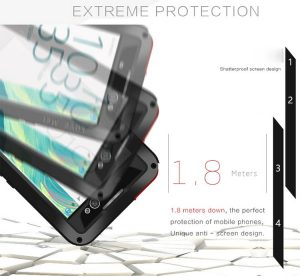 Original Outdoor Tactical Extreme Protection for Sony Xperia XA ultra