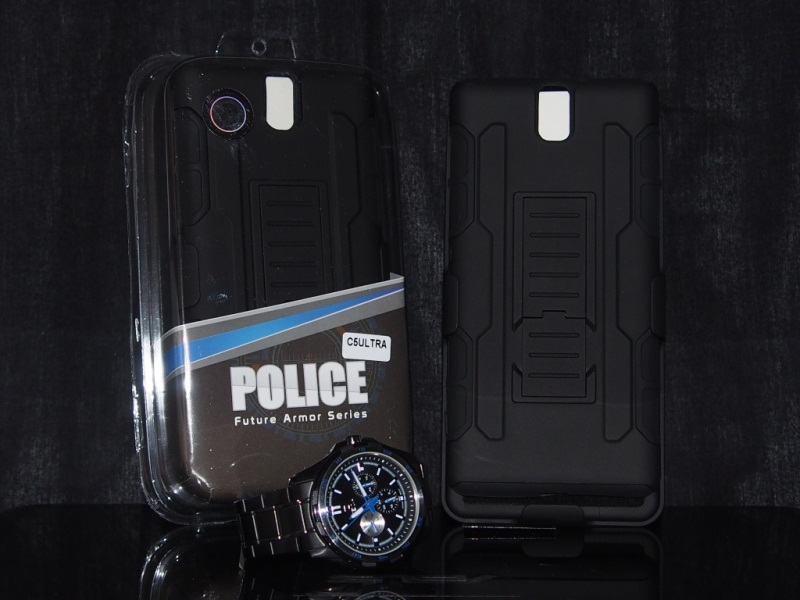 armor case military