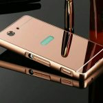 Luxury Shiny Frame Case For Sony Xperia Z3 Compact