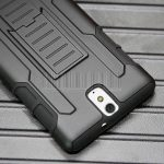 Zen Bold Military Simple Case For Sony Xperia C5 Ultra